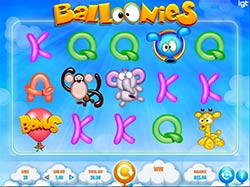 Play Balloonies Slot