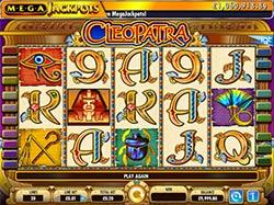 Play Cleopatra Mega Jackpots