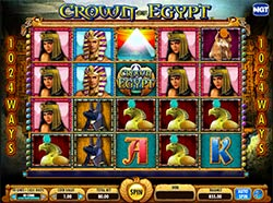 Play Crown of Egypt Slot