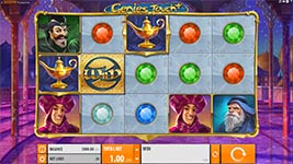 Play Genies Touch Slot