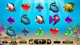 Play Golden Fish Tank Slot