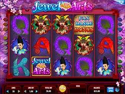 Play Jewel of the Arts Slot