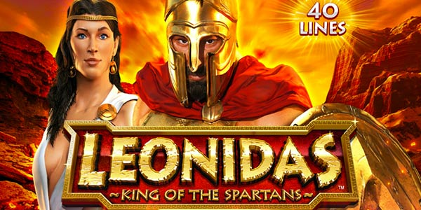 Leonidas King Of The Spartans™ Slot Machine Game to Play Free in Incredible Technologiess Online Cas