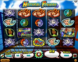 Play Natural Powers Slot
