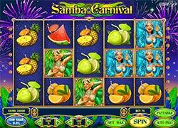 Play Samba Carnival Slot