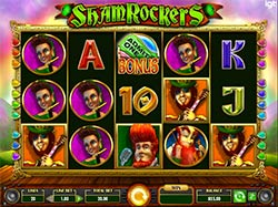 Play Shamrockers Slot