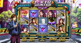Play Tokyo Hunter Slot