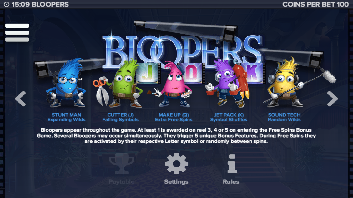 Bloopers™ Slot Machine Game to Play Free in ELK Studioss Online Casinos