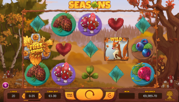 Seasons – Autumn Mode