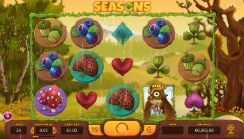 Seasons – Spring Mode