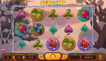 Seasons – Winter Mode