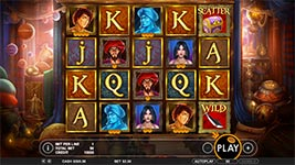 Aladdin's Treasure Slot