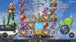 Cloud Quest Slot Online