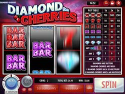 Diamond Cherries Slot
