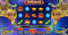 Play Fortune Koi Slot