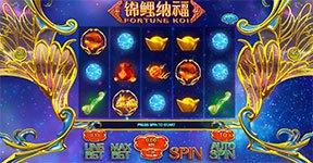 Play Fortune Koi Slot