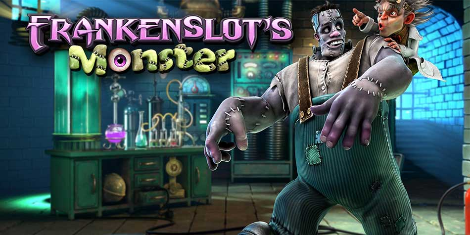 Frankenslot's Monster slot by Betsoft