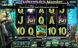 Frankenslot's Monster Slot by Betsoft