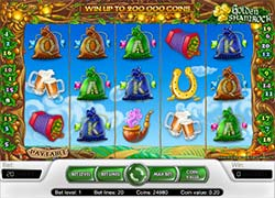 Golden Shamrock Slot