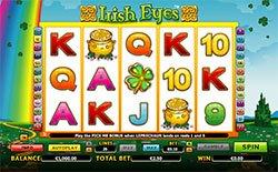 Play Irish Eyes Slot Machine