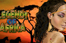 Legends of Africa Slot