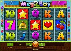 Play Mega Boy Slot