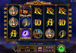 Space Corsairs Slot