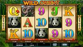 Play Wild Orient Slot