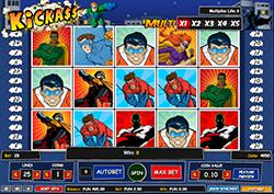 Kickass Slot