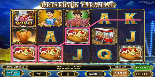 Ortaköyün Yaramazi Slots - Try the Online Game for Free Now