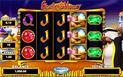 Sheik Yer Money Slot
