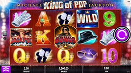 Michael Jackson: King of Pop Slot