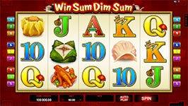 Win Sum Dim Sum Slot Online