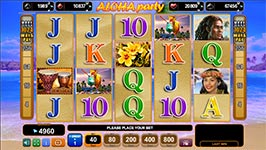 Aloha Party Slot