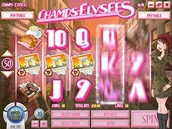 Champs-Élysées Slot Machine