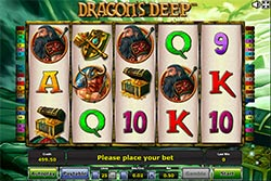 Dragon's Deep Slot
