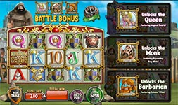 Kingdom of Wealth Slot Machine