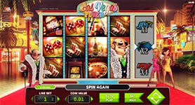 Las Vegas Fever Slot