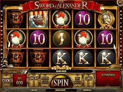 The Sword of Alexander Slot
