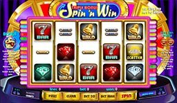 Triple Bonus Spin 'n Win Slot