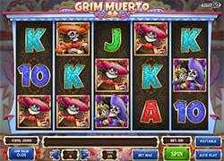Grim Muerto Slot