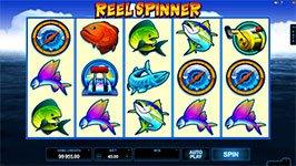 Reel Spinner Slot
