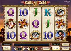 Sails of Gold Slot