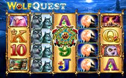 Wolf Quest Slot