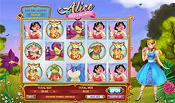 Alice in Dreamland Slot