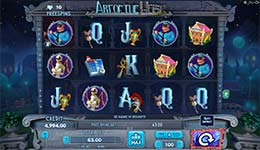 Art of the Heist Slot