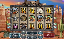 Arizona Treasure Slot