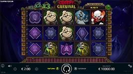 Creepy Carnival Slot