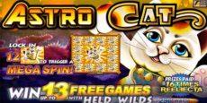 Astro Cat Slot