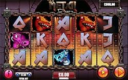 Full Metal Dragon Slot